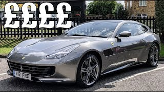 The Scary COST to Finance a NEW Ferrari!