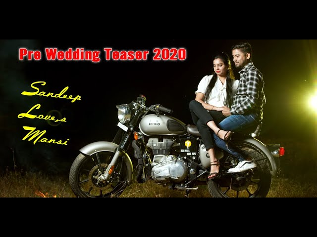 Sun Saathiya !! pre wedding teaser 2020 coming soon !! Sandeep love's Mansi