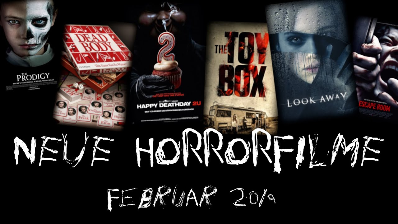 Youtube Neue Horrorfilme