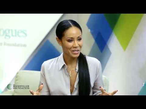 "Jada Pinkett Smith: ""Diversity Begins with Recruitment"" 