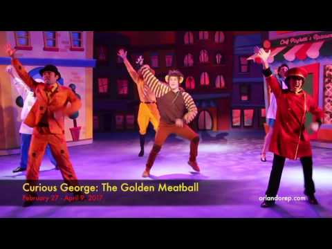 Curious George: The Golden Meatball   Orlando Repertory Theatre (2017)