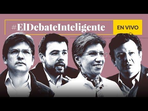 Elecciones alcaldía de Bogotá, qué proponen los candidatos #ElDebateInteligente
