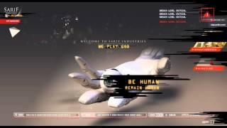 Deus Ex: Hacked Sarif website Broadcast from Pirat DJ