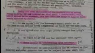 Terrorismo USA - America Centrale 30 anni di dittature militari appoggiate dalla CIA