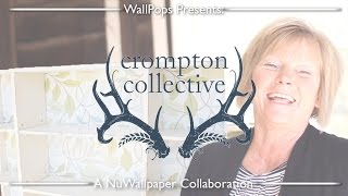 NuWallpaper x Crompton Collective: Sherri