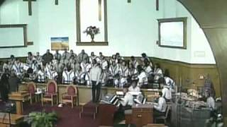 "2nd Baptist Church Little Rock Arkansas ""I Know What Prayer Can Do"" : Kevin Davidson & The Voices"