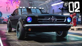 CUSTOMIZING MY FIRST CAR | Need For Speed Heat - Part 2