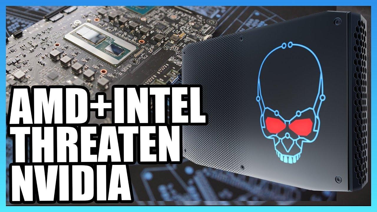 Hades Canyon Review: AMD+Intel Threaten NVIDIA (NUC8i7HVK)
