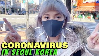 CORONAVIRUS IN SEOUL KOREA (TO TRAVEL OR NOT?)