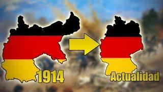 Los Países del Mundo que mas Territorio Perdieron.