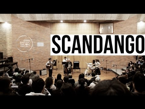 Gianni Bardaro -- SCANDANGO [Jazz] (THE JOINT PROJECT, Universidad Nacional de Colombia)