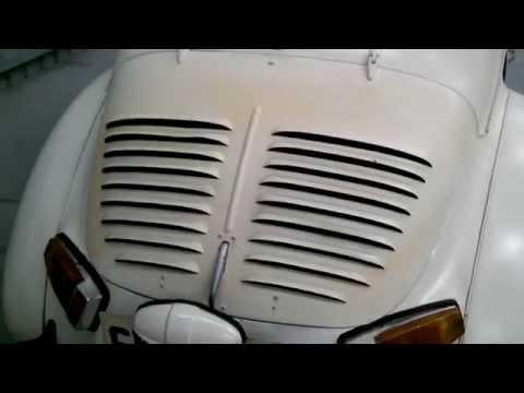 Firma Trading Classic Cars Australia Presents 1961 Renault 750 4CV
