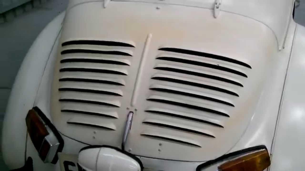 Firma Trading Classic Cars Australia Presents 1961 Renault 750 4CV ...