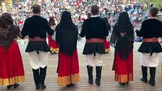 """Belvì. Il Gruppo Folk """"San Nicola"""" di Ortueri trionfa al Festival Regionale del Folklore"""