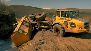 Truck Turnover at Scribner Creek | Gold Rush