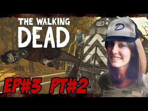 The Walking Dead - Long Road Ahead - Part 2 - WTF LILLY!