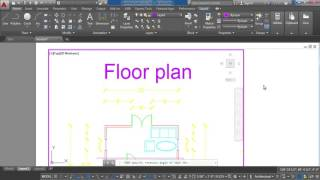 Autocad 2016 - How To: Save in PDF Lesson 9