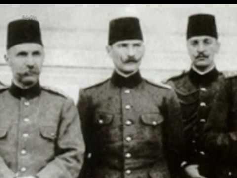 Biography of Ataturk english