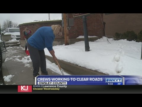 Owsley County cleanup