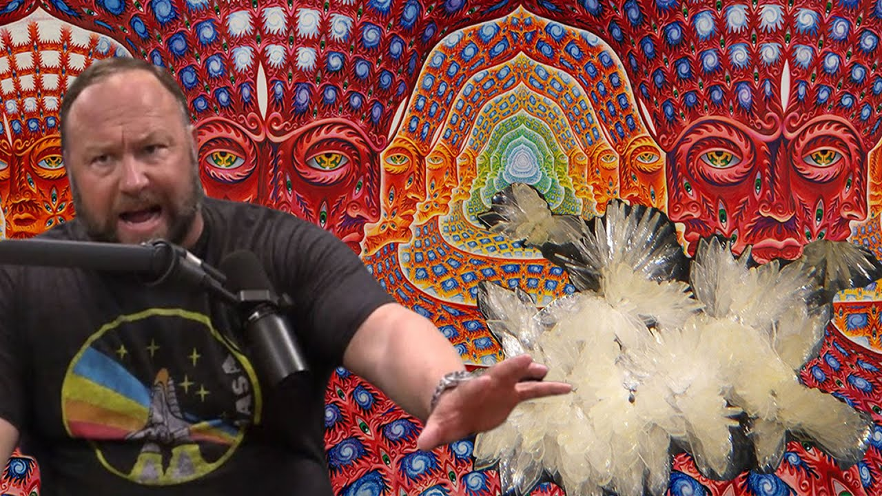 Giants, DMT, & Government Testing