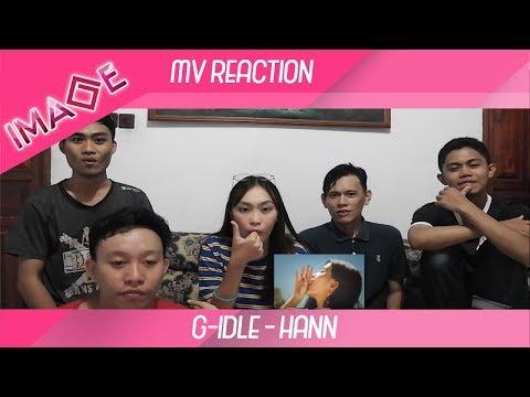 [IMAGE™] MV REACTION (G)I-DLE (여자아이들) - 'HANN' (Alone) [한(一)]