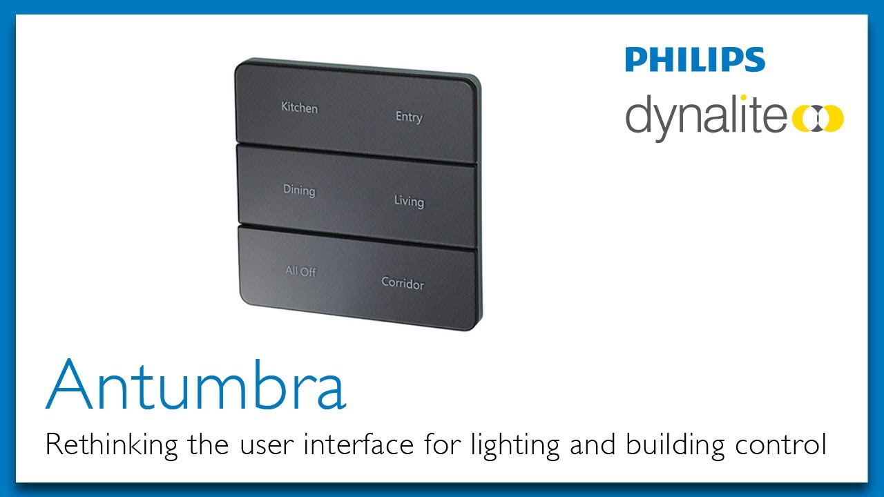 building wiring diagram antumbra by philips dynalite youtube  antumbra by philips dynalite youtube