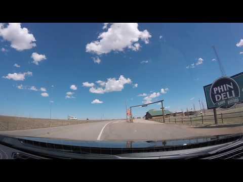 Lincoln Highway (Denver to San Francisco) - Roadtrip 2017