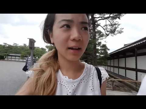 Travel Vlog | JAPAN | KYOTO - Ancient Emporer Palace & The Bamboo Forest