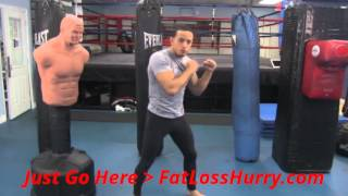 How To Throw Jab And Cross Correctly