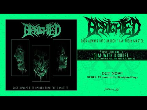 Benighted - Cum With Disgust (Live in Lyon, May 2018, feat. Arno from Black Bomb A)