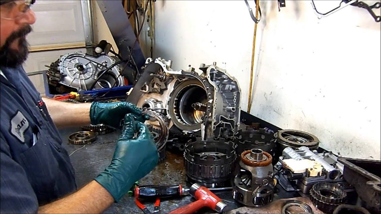 cd4e transmission teardown inspection transmission repair youtube rh youtube com CD4E Rebuild Manual CD4E Transmission