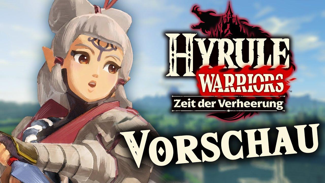 Hyrule Warriors Zeit Der Verheerung In Der Video Vorschau Ein Kluger Schlachtzug Youtube