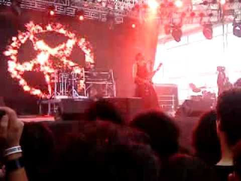 Samael - Into The Pentagram (Monterrey Metal Fest IV) mp3