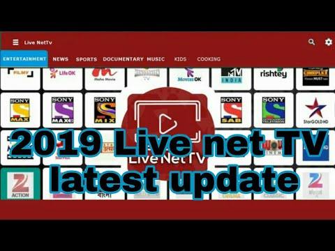 How to 2019 Live Net TV latest update !! all world TV channel