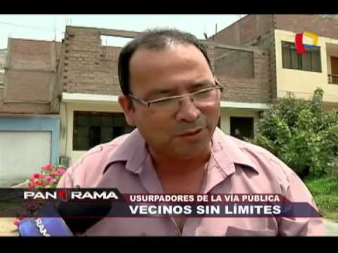 Vecinos sin límites: usurpadores de la vía pública (1/2)