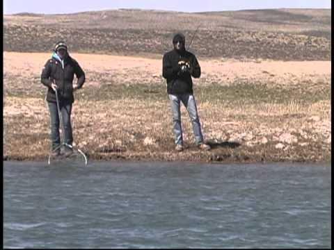 Fishing Outside Of Pathfinder In Casper Wy Youtube
