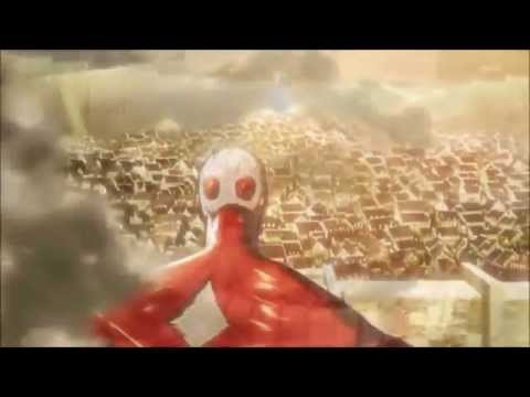 Shingeki no kyojin - This is your brain on drugs