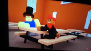 Paralyzed a Roblox guest bully story made by)James seddon
