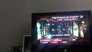 Terminator 3 part 1-cheats and scenes