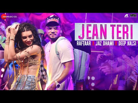 Jean Teri | Raftaar | Jaz Dhami | Deep Kalsi | Zero to Infinity | Official Music Video