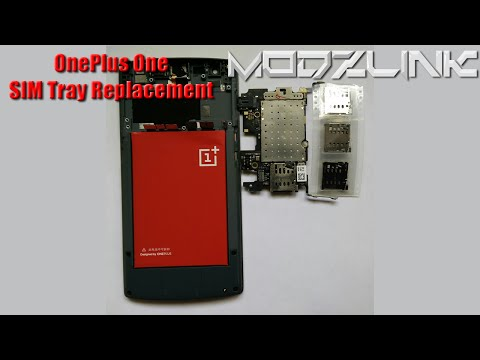 how-to-replace-the-sim-tray-on-a-oneplus-one