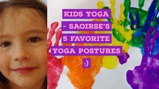 Kids Yoga - Balancing Postures for balance and focus