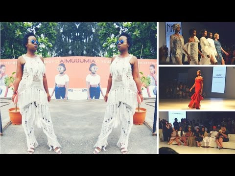 Heineken Lagos Fashion and Design Week 2016 Vlog | OmogeMuRa