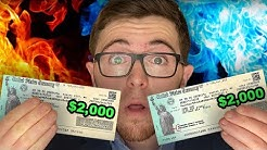 New Update: JUST IN Retroactive $2000/month Stimulus Check Package