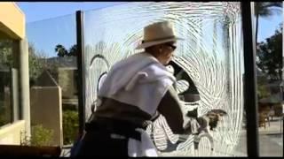 Пикассо и мытье окон(Даже в мытье окон есть место творчеству. Удивительно красивые и забавные изображения под замечательную..., 2013-12-14T12:13:40.000Z)