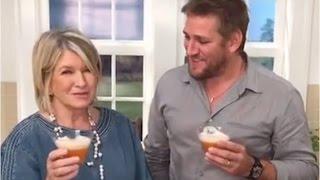 Fried Calamari with Martha and Chef Curtis Stone - Martha Stewart