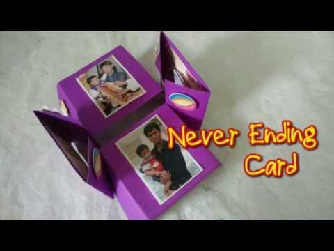 Easy Never Ending Card