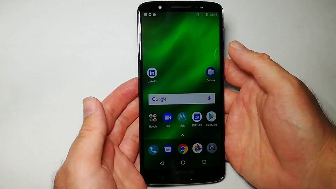 Motorola Moto G6 Plus Smartphone Review - NotebookCheck net
