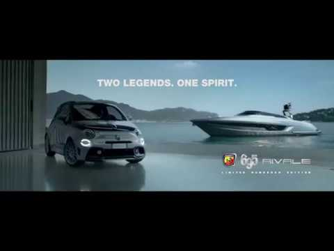 Abarth 695 Rivale (Commercial)