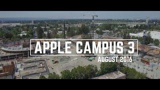 APPLE CAMPUS 3 August 2016